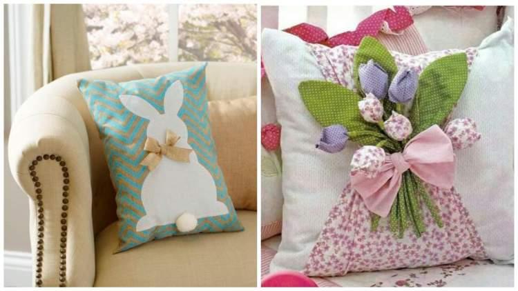 Декоративні подушки власноруч: підбірка ідей