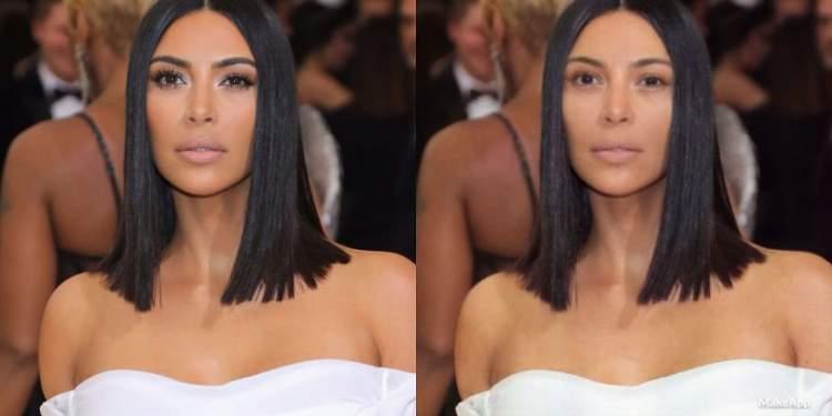 Мобільні додатки, що «змивають» макіяж: 10 фото зірок з «голими» обличчями
