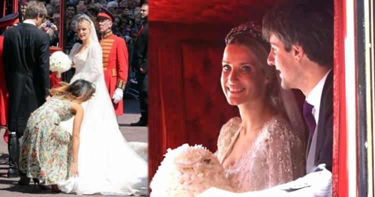Німецький принц одружився на російській красуні. Як і всі казки, ця закінчилася в день весілля! Скандал приголомшив всю стару Європу!