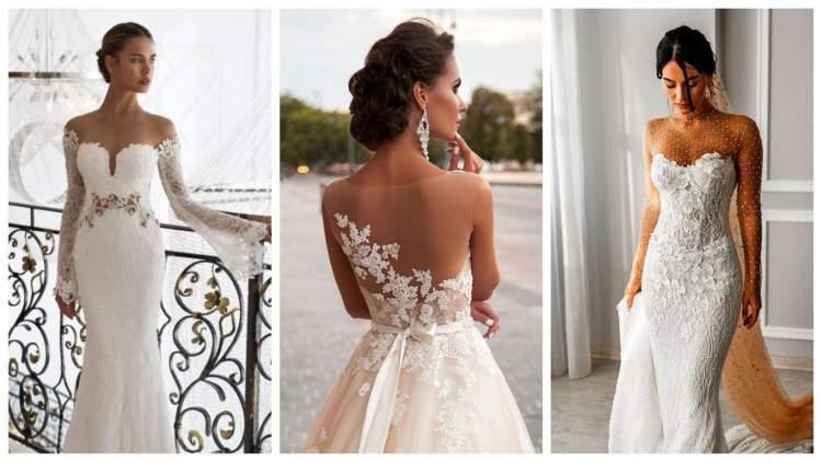 Весільні сукні: добірка сучасних моделей на всі смаки
