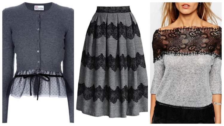 Зимова мода: декоруємо одяг гіпюром