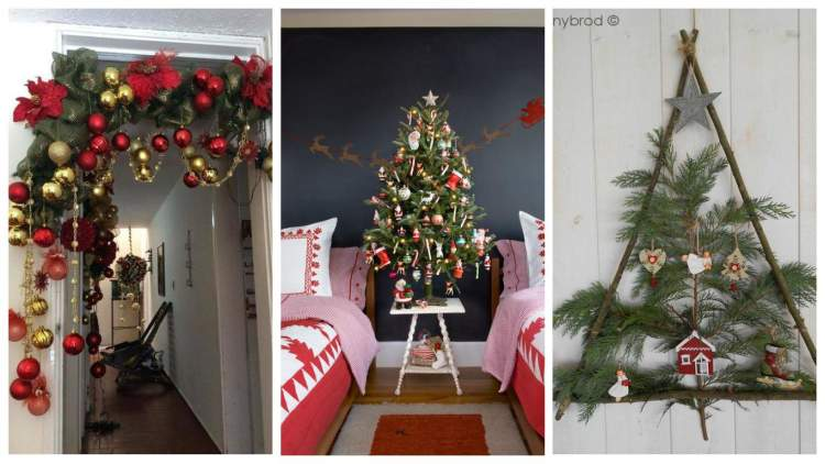 Прикрашаємо квартиру до Зимових свят: добірка ідей