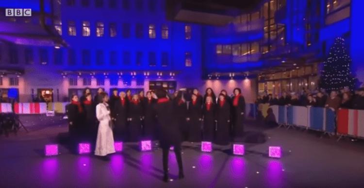 """Відома британська співачка Кеті Мелуа виконала український """"Щедрик"""" в ефірі BBC"""