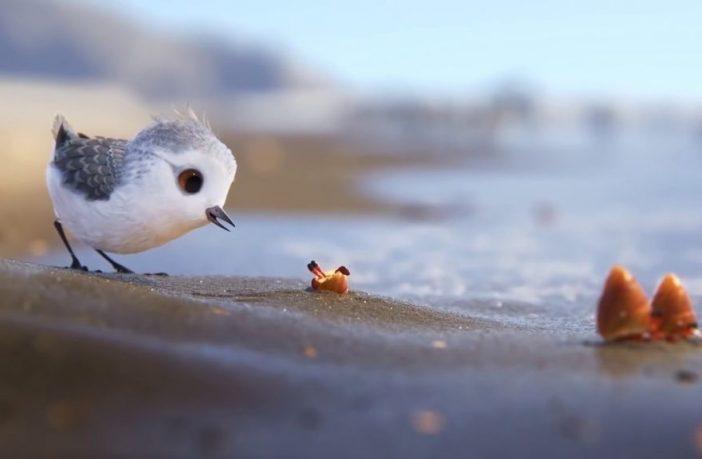 Надихаючий короткометражний мультик від Pixar