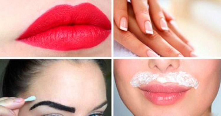9 секретів краси, які стануть в нагоді кожній жінці