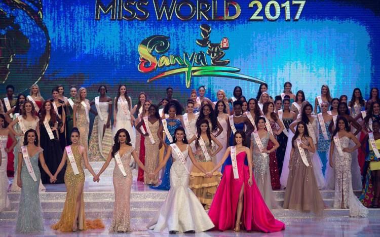 Переможниця конкурсу «Міс Світу 2017»
