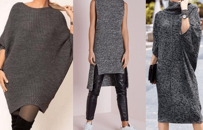 Зустрічаємо холодну зиму в теплих сукнях: 8 модних варіантів!