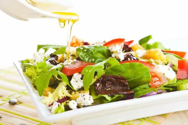 Рецепти соусів для салатів без майонезу