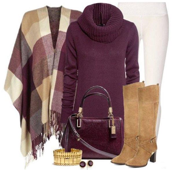 ЯК стильно одягатись ВЗИМКУ: 7 МОДНИХ ІДЕЙ