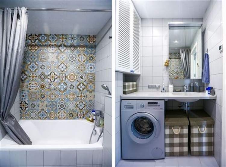 20 геніальних рішень для компактних ванн та санвузлів