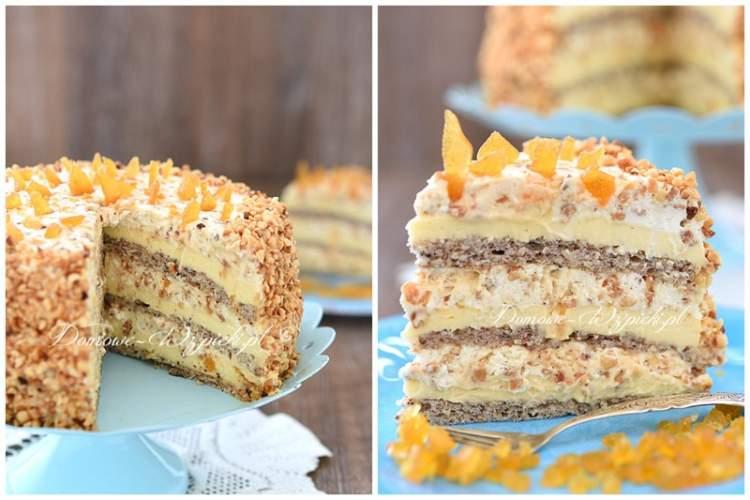 Торт «Скарби Єгипту»