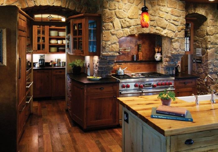 Якщо місце жінки на кухні, то тільки на такій! Неймовірно красиві проекти
