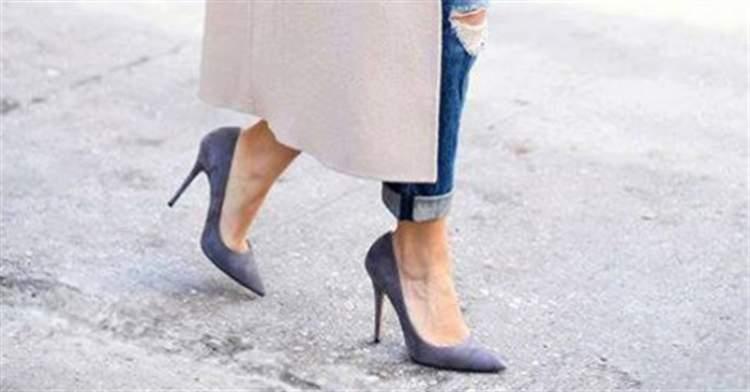Є трюк, щоб носити підбори весь день і без болю в ногах!