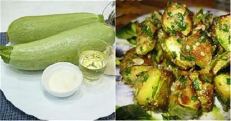 Кабачки смачніші ніж м'ясо: з таким рецептом цей овоч полюбить кожен!
