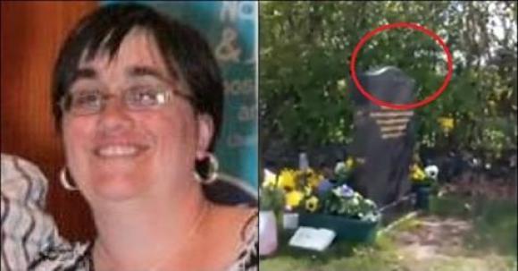 Подивіться: мати знімає відео на могилі свого сина, вона шокована тим, що потрапляє в кадр