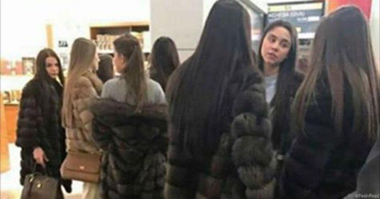 «Хутряний курник»: випадкове фото російських туристок, яке висміяла вся Мережа