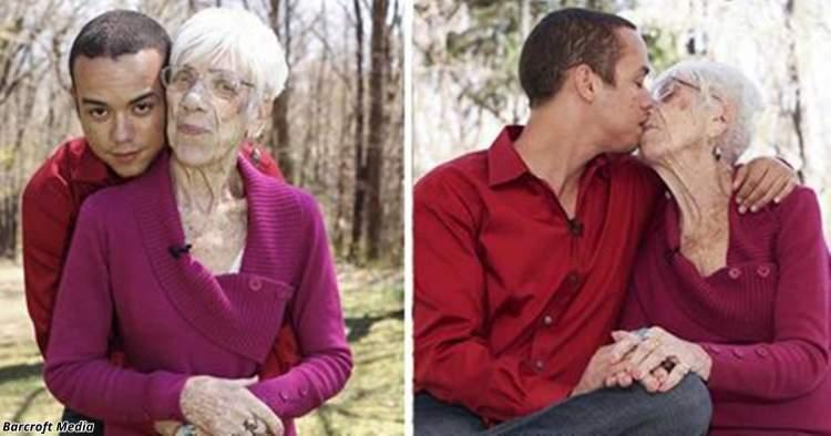Йому 31, їй — 91! І їхнє кохання доводить, що вік нічого не означає