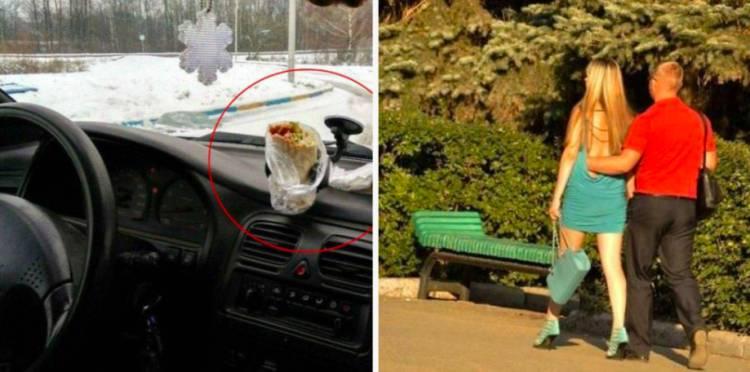 23 свіжих і як завжди дивних фото з рубрики «Росія-матінка!»