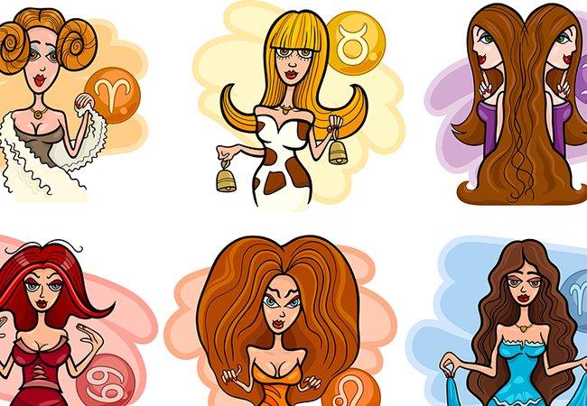 Дивні звички жінок різних знаків Зодіаку