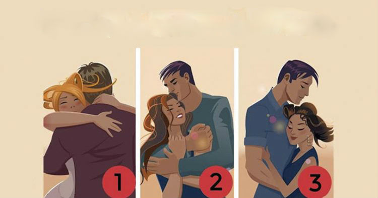 Тест на інтуїцію: вибери вподобану пару …