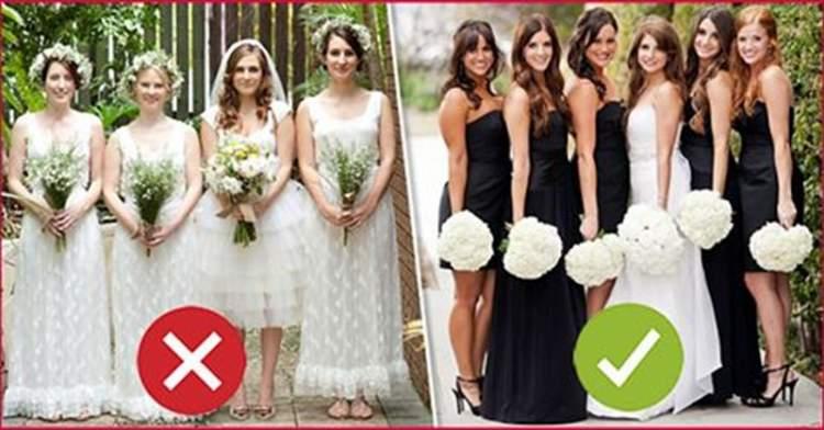 Весілля подруги: 5 речей, які точно не можна надягати на захід