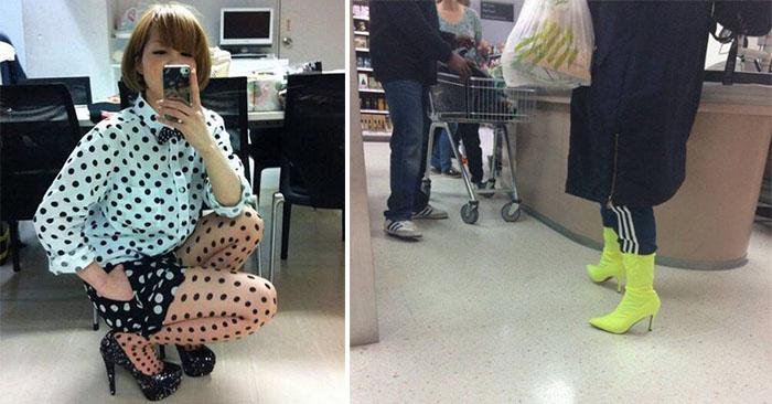 18 божевільних модників: чи то смійся, чи то плач