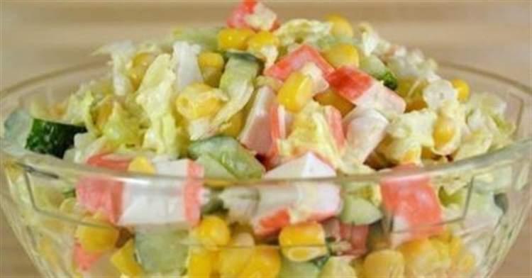 ТОП найкращих салатів на день народження