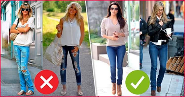 Джинси після 40: як вибрати, щоб виглядати стильно і молодо?