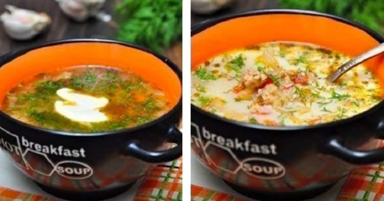 Легендарний суп «Чехословацький»: настільки ситний, що друга страва тобі не знадобиться!