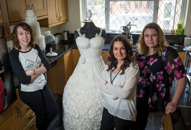 Чому шикарну весільну сукню не захотіла одягнути жодна наречена
