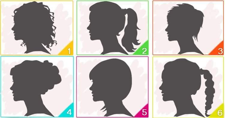 Виберіть жіночий силует і дізнайтеся ключову рису свого характеру