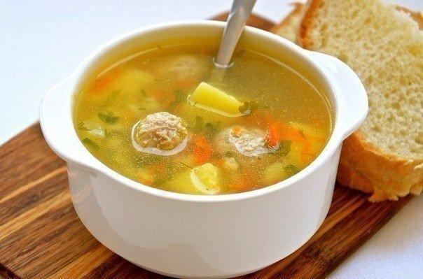 Краща добірка супів для правильного харчування