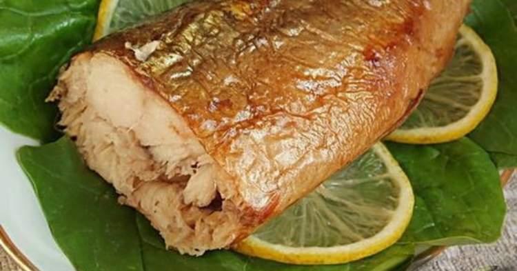 Скумбрія за 3 хвилини. Смачна золотиста рибка без хімії!
