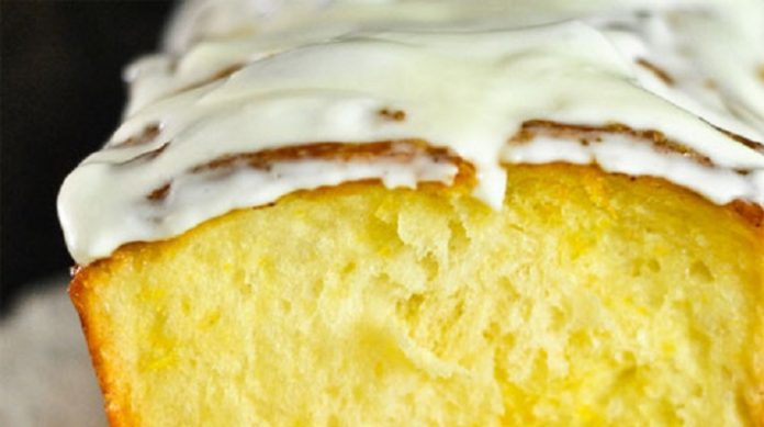 Я готую цей лимонний кекс, завжди, коли хочеться чогось неймовірно смачного, а часу готувати немає!