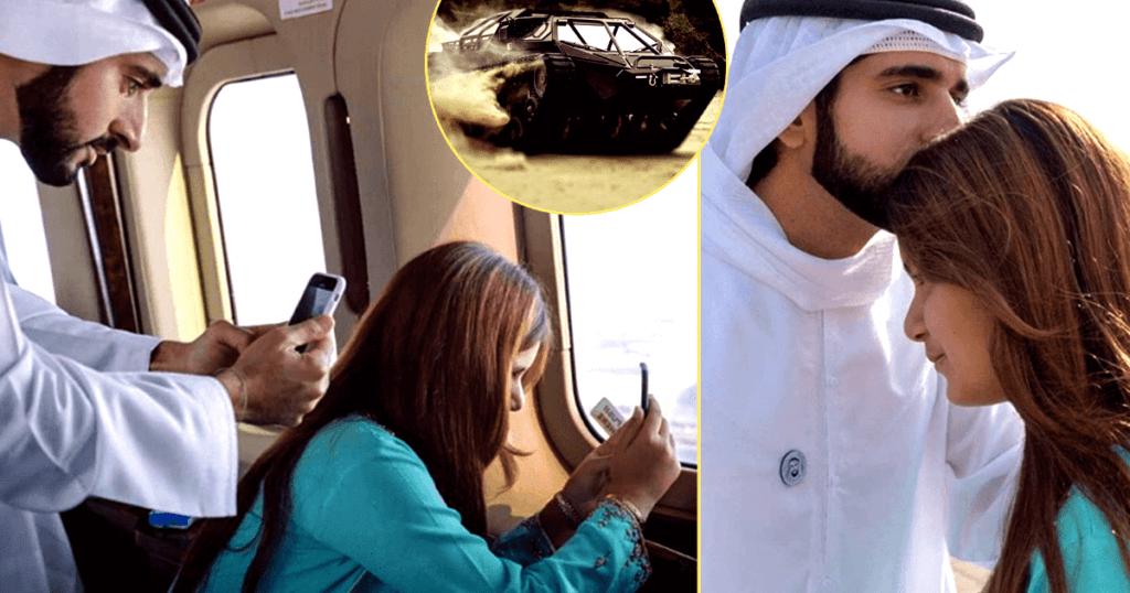 Найдорожчі і рідкісні речі, якими володіє принц Дубая!
