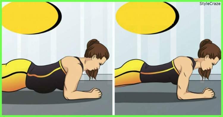 6 вправ, які спалять жир на животі швидше, ніж будь-що
