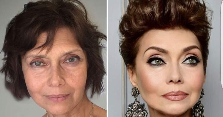 Сила макіяжу: 23 неймовірних приклади