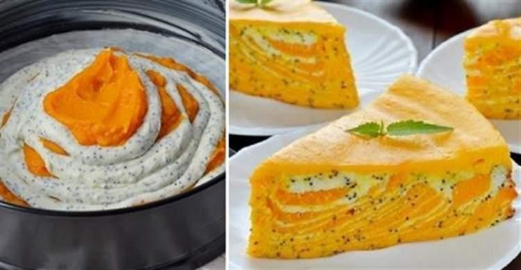 Люблю осінь заради соковитого гарбуза: готую ніжну сирну запіканку, цей смак не передати словами