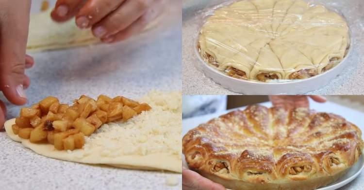 Скільки можна пекти одну і ту ж шарлотку? «Яблучні ріжки»: незвичайний пиріг, який тане в роті