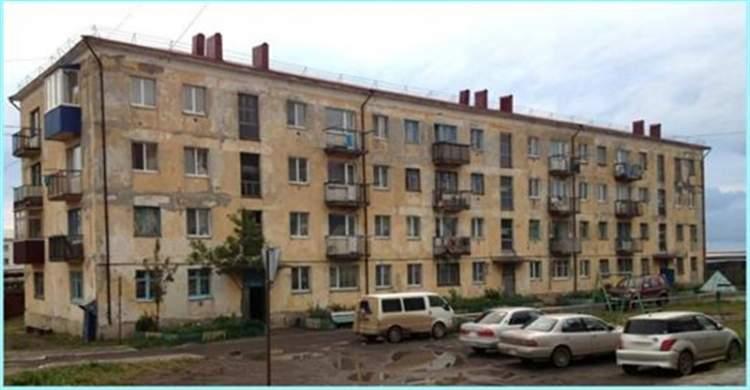 Студент купив напівзруйновану «хрущовку» і перетворив її в затишно облаштовані апартаменти