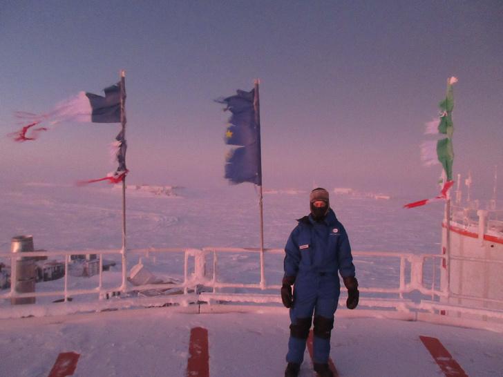 7 фактів про те, як живуть люди в Антарктиді (-80 °)