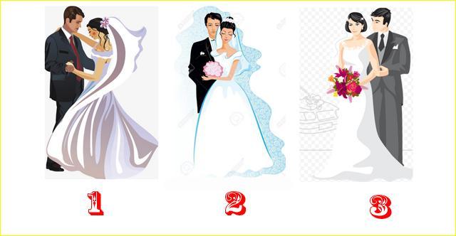Яка весільна пара вам подобається, така ви «Душа-людина»