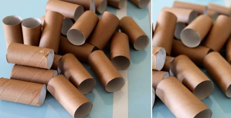 Не викидайте втулки від туалетного паперу. Ось 17 геніальних ідей їх застосування
