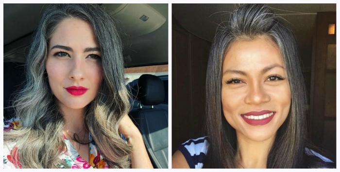 22 фото жінок, які відмовилися від фарбування волосся