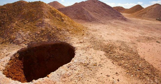 Підземне місто в Австралії, де живе 2 000 осіб