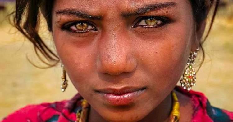 Проект польського фотографа, в якому показана вся краса індійських жителів