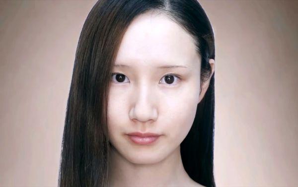 Азіатка кілька разів змінила расу за допомогою макіяжу і цей ролик набрав 1 млн переглядів