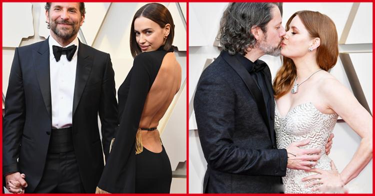 «Оскар-2019»: 8 найкрасивіших пар, від яких не відірвати погляд