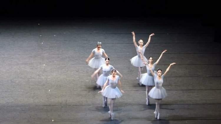 Ніколи не думав, що буду сміятися під час балету