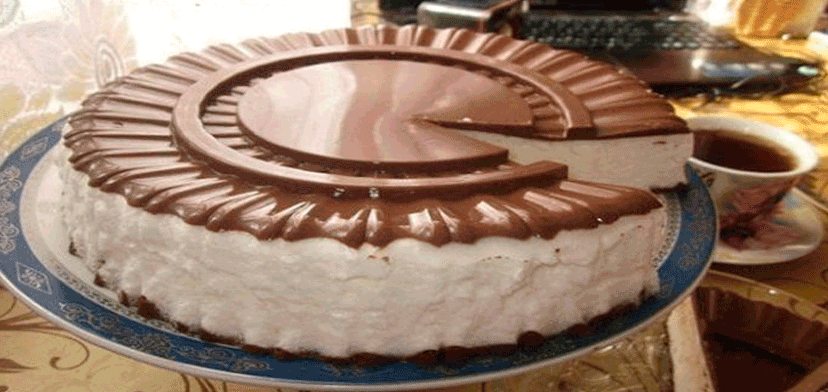 Торт Пташине молоко – найкращий рецепт!
